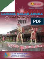 Kabupaten Landak Dalam Angka 2017