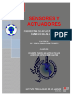 Proyecto Arduino Sensor