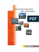 Catalogue Voirie Dimension Chaussees Et Annexes 2000