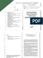 Humanismo Logoterapia y Proceso Psicodiagnostico (Guberman) PDF