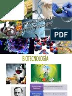 Introducción a La Biotecnologia