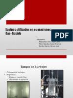 Tanque de Burbujeo - Malpartida-Perez-Sevilla