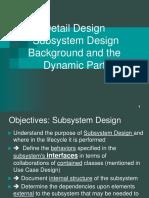 DetailDesign-SubSystemDesign