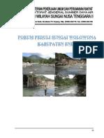 Forum Peduli Sungai Wolowona Ok1