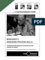 Assessing for Learning II