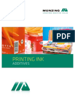 Printing Ink Additives[1]