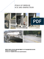 Fundamentals of Bridge Maintenance and Inspection