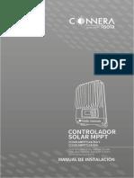 Serie Controlador Solar MPPT ISOLA Mi