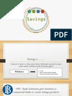 Ak Bank Saving