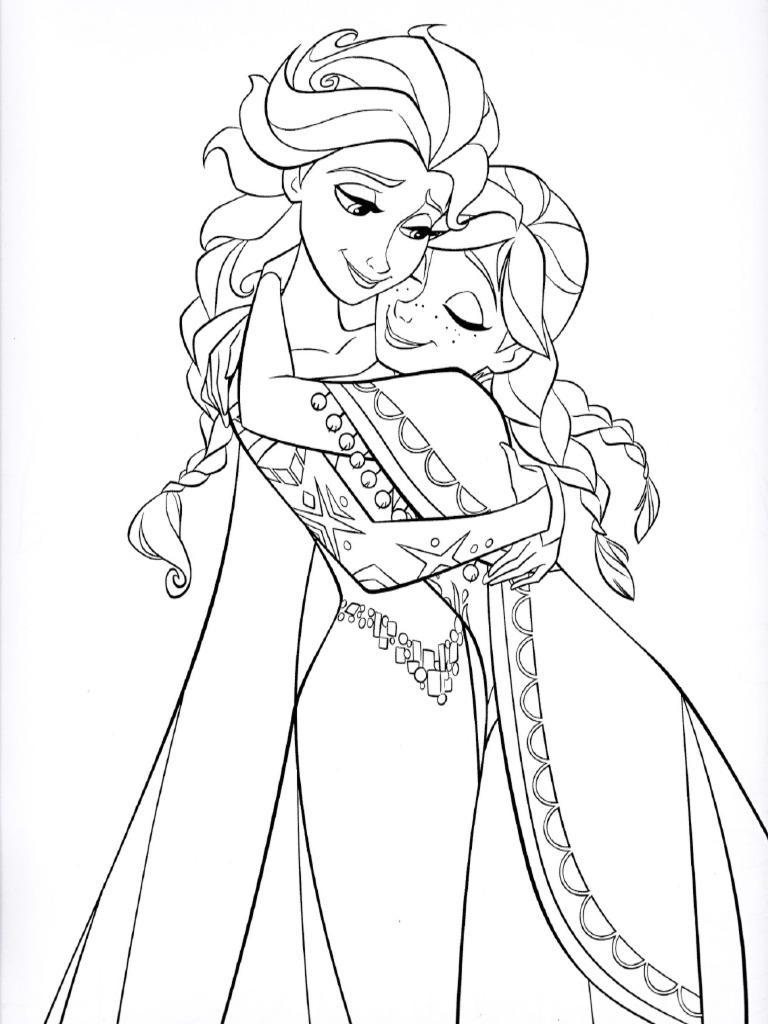 Mewarnai Gambar Putri Raja