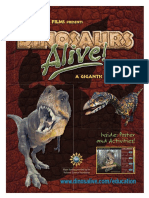 Dinosaurs Alive Educator Guide2