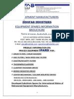 Indofab Industries Spares