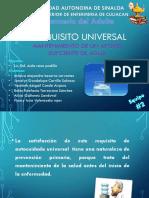Cuarta Unidad 2 Requisito Universal