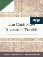 Cash Flow Investor Toolkit Rich Dad