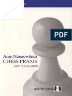 Chess Praxis - Nimzowitsch, Aaron