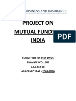Mutual Funds Project
