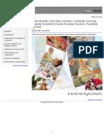 HDR-PJ430V Guía Del Usuario