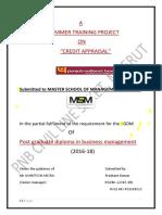 Prashant Kumar PNB Sip Project