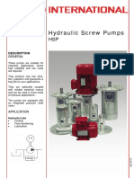Screw Pumps 2013