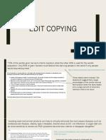 Edit Coping