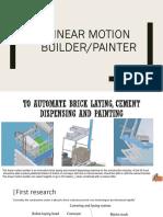 linear motion builder:painter presentation.pptx