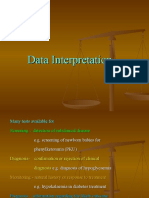 5 Data Interpretation