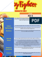 character week 4 handout profile sheet