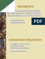 16. Pigments & Amyloid