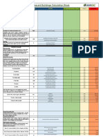 Crescent Calculation Sheet