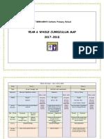 Yr 6 Whole Curriculum Map