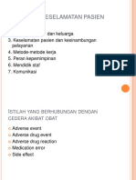 3b. Standar Keselamatan Pasien Medication Error (Yes)