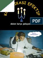 2. Komunikasi Efektif (Yes)