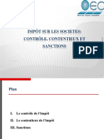 Procedures de Contr Le Fiscale