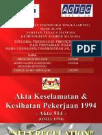 akta keselamatan 1994.pptx