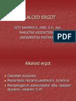 Alkaloid Ergot ppt