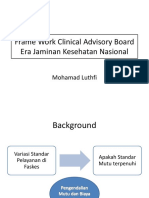 Frame Work Clinical Advisory Board Era JKN.pptx