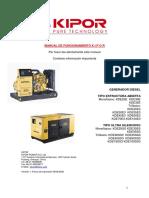 Manual Generadores 1500 Grande ES