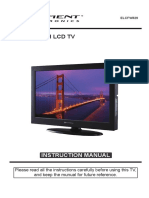ELCFW329 User Manual