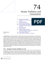 Steam Turbines and Generators