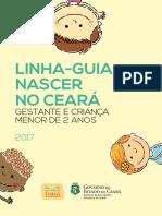 Cartilha Nascer no Ceará