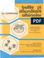 Bolile Si Daunatorii Albinelor - Dr.I.ograda Ed.iii 145 Pag
