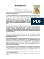 Sobre La Etnomatemática (2016) Roque, W.