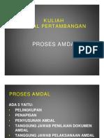 4. Proses AMDAL