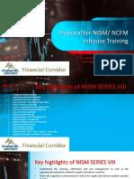 Nism Proposal