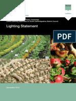 BS Based Mott Lighting_Statement