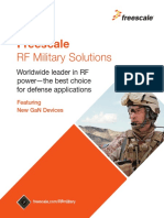 Freescale Military Brochure