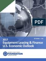 2017 Equipment Leasing & Finance