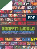 Graffiti World Street Art From Five Continents 2004