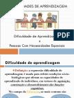 Dificuldades de Aprendizagem Sala de Aula (1)