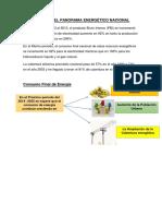 Análisis Del Panorama Energético Nacional (1)